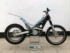 2008 Sherco 125cc Trails bike