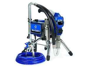 Graco Ultra 395 Airless Paint Sprayer Finance OAC