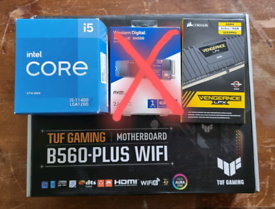 PC PARTS BUNDLE