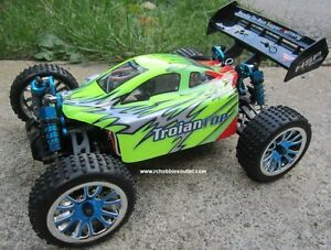 New RC Buggy / Car 1/16 Scale Brushless Electric LIPO 4WD Kitchener / Waterloo Kitchener Area image 2
