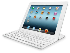 LOGITECH Keyboard Coverd for IPAD 2,3,4