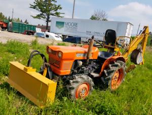 Tractor KUBOTA  L1501DT