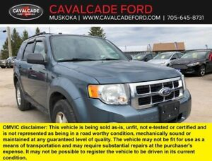 2012 Ford Escape XLT V6 4WD