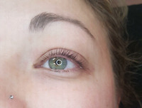 Lash Lift and Tint - 45$