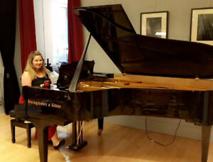 Piano lessons for all ages, $20