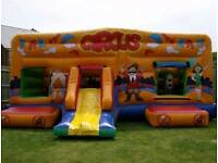 Bouncy castle,soft play and disco dome hire from £50.00 birmingham/solihull and surrounding areas!!