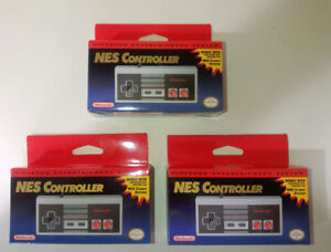 NEW NINTENDO NES Classic Controller bought at TheSource online