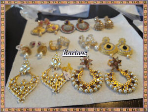 Indian jewellery with american diamond for sale!!!