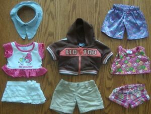 BUILD A BEAR CLOTHES $7 for EVERYTHING
