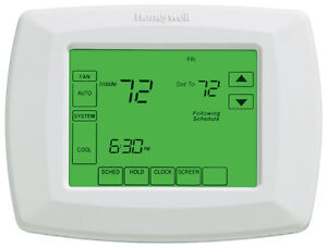HONEYWELL PROGRAMMABLE THERMOSTAT            BITCOIN ACCEPTED
