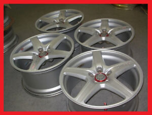 JDM TRD Sports Rays wheels rims 18x8.5 18x9.5 5x114.3 volk bbs