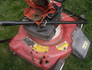 Recycle Lawnmower Snowblower Free Pick Up