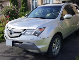 Moving overseas, must sell Great Condition 2007 Acura MDX SUV