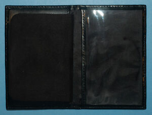Wallet for Ontario police badge