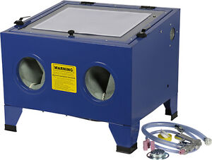 Brand New Bench Model Abrasive Blasting Cabinet, Never opened!