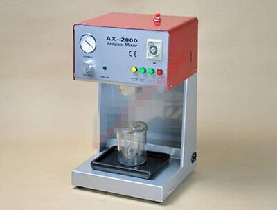 New Dental Digital Vacuum Mixer With Built-in Vacuum Pump