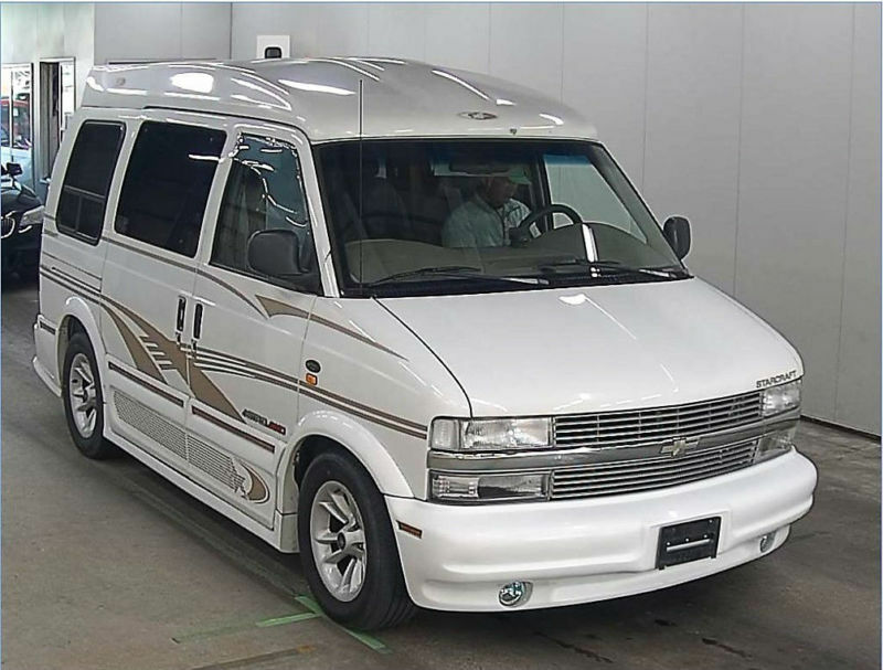 55404659194db0 FRESH IMPORT 53 PLATE CHEVROLET ASTRO STARCRAFT DAY VAN GMC SAFARI LHD V6  VORTEX