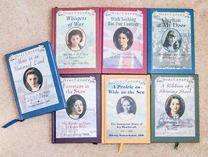 7 Dear Canada Historical Novels