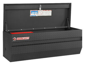 $400 OFF - BRAND NEW WEATHER GUARD MATTE BLACK TOOL BOX CHEST