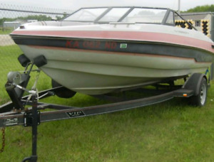 Wanted- Front windshield for VIP Vision 1700 boat
