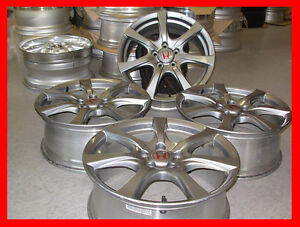 "JDM Honda Civic Type R FD2 rims wheels 18"" Enkei ILX volk work"