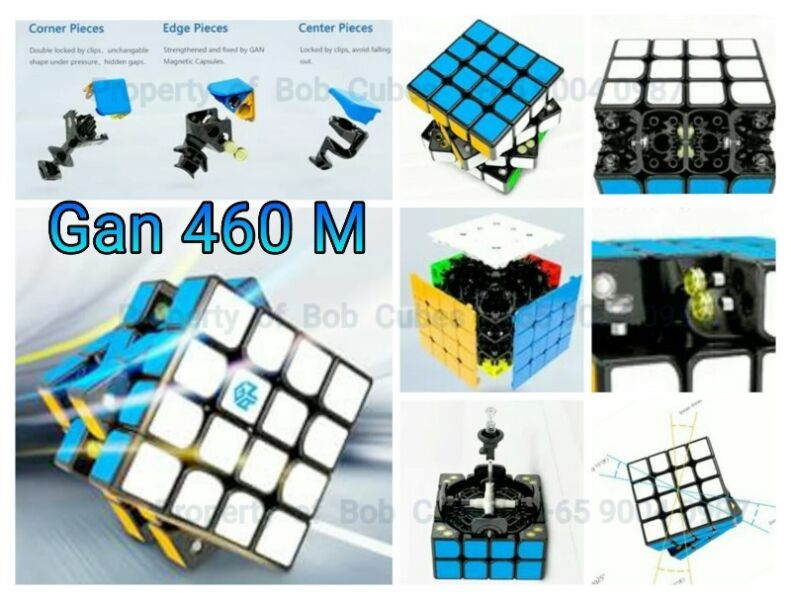 - - Gan 460 M (Magnetic) 4x4 for sale in Singapore