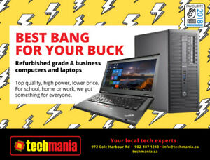 High End Computers & Laptops from $249
