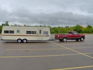 1979 27 FT Citation travel trailer