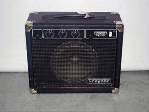 Vintage Traynor TS-10 Solid State Guitar Amp