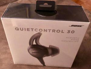 Écouteurs Bose Quiet Control 30 neufs dans leur boite scellée.