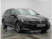 2018 Volkswagen Passat 1.4 TSI GTE DSG (s/s) 5dr Estate Petrol Plug-in Hybrid Au