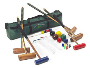 YEAR END SPECIAL Sandford Family Croquet - $199! Reg. $269