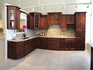 Armoires de cuisine acheter et vendre dans grand montr al petites annonce - Refaire cuisine en bois ...