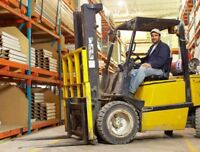 Forklift Operator Needed ASAP!!!!