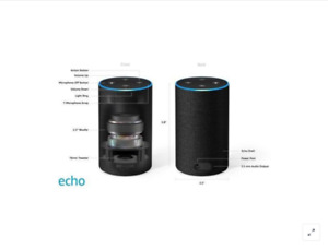 New echo for sale, great speaker, early Xmas present
