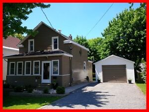 3BR Home with garage - nice central area - $1250+ Utils