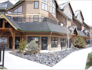 Canmore Commercial Space for sale or lease