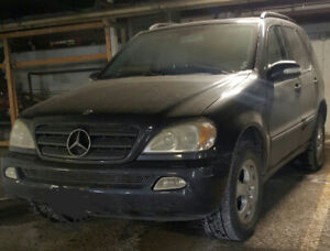 Mercedes class ML320 Automatic, 2003, Etested in great condition
