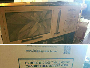 "39"" Insignia LCD TV  NEW IN BOX!"