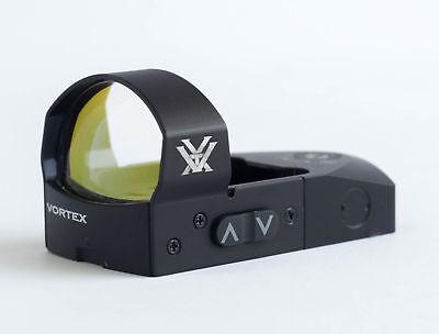 Vortex Optics VMD-3106 Venom 6 MOA Red Dot Sight, Multi-Coated #VMD3106