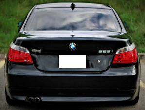 2007 BMW 525i Only 101,500KMs Accident Free