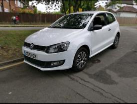 Volkswagen Polo 1.0 BlueMotion Tech S (s/s) 3dr (A/C) 2015 41k miles!