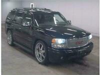 FRESH IMPORT 2006 06 PLATE GMC YUKON DENALI 6.0 V8 VORTEX PETROL AUTO 4WD SUV