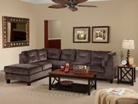 BRAND NEW SERTA SECTIONAL ON SALE $949