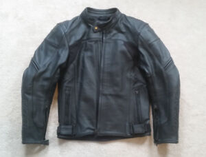Dainese Leather Jacket - Zen Evo Perforated