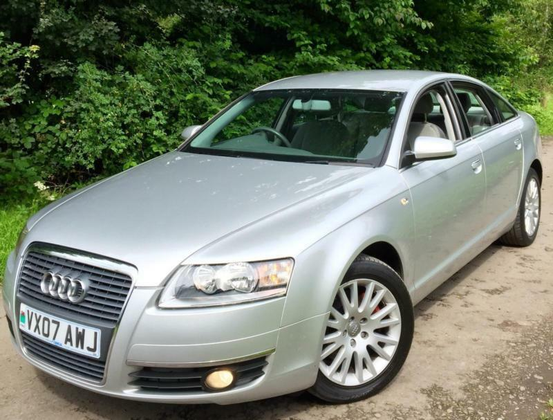 Audi A6 2 0 Turbo 170 Se Just 50 000 Miles Only 2owners