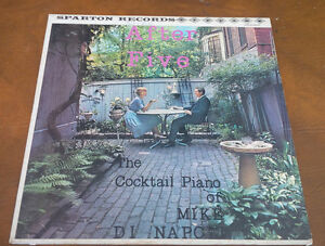 LP: After Five, The Cocktail Piano of Mike Di Napoli