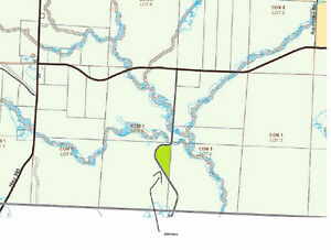 Beautiful acreage in the Heart of South Gillies