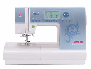 9980 Quantum Stylist Sewing Machine for sale