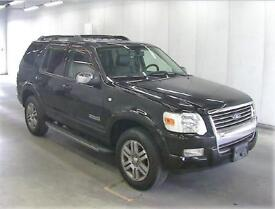 FRESH IMPORT 2007 Ford EXPLORER EXPEDITION 4.6 V8 AUTO LIMITED EDITION LEFT HAND